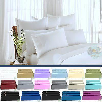egyptian comfort 1800 count ultimate 4 piece