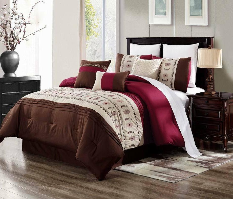 3pc duvet bed comforter cover set country