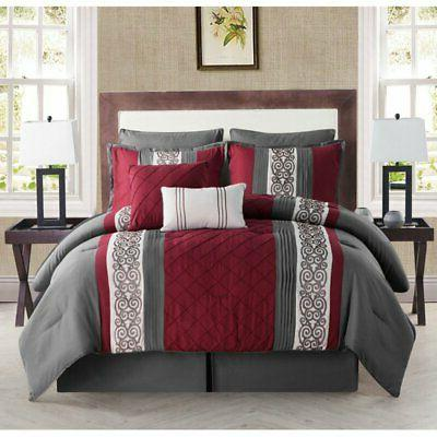 farion 8 piece comforter set by