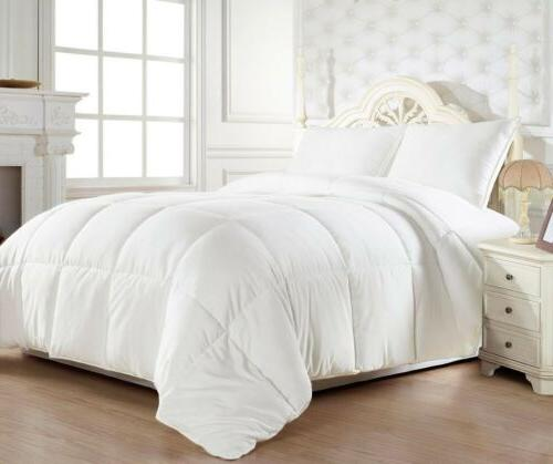 goose down alternative comforter all sizes including