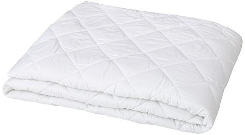 AmazonBasics Hypoallergenic Quilted Mattress