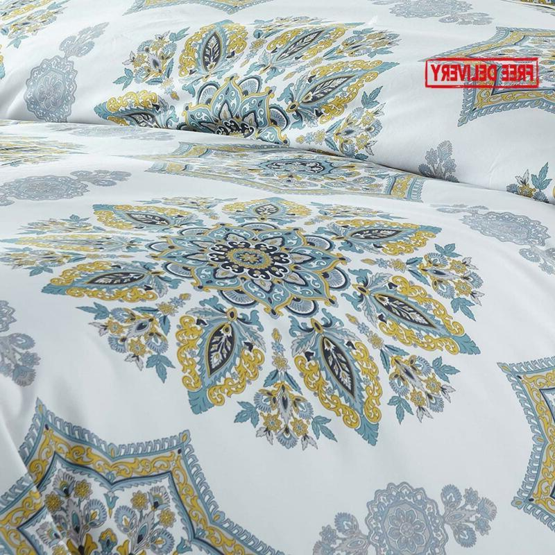 , Inc. Collection Comforter Piece Set, Full/Queen,