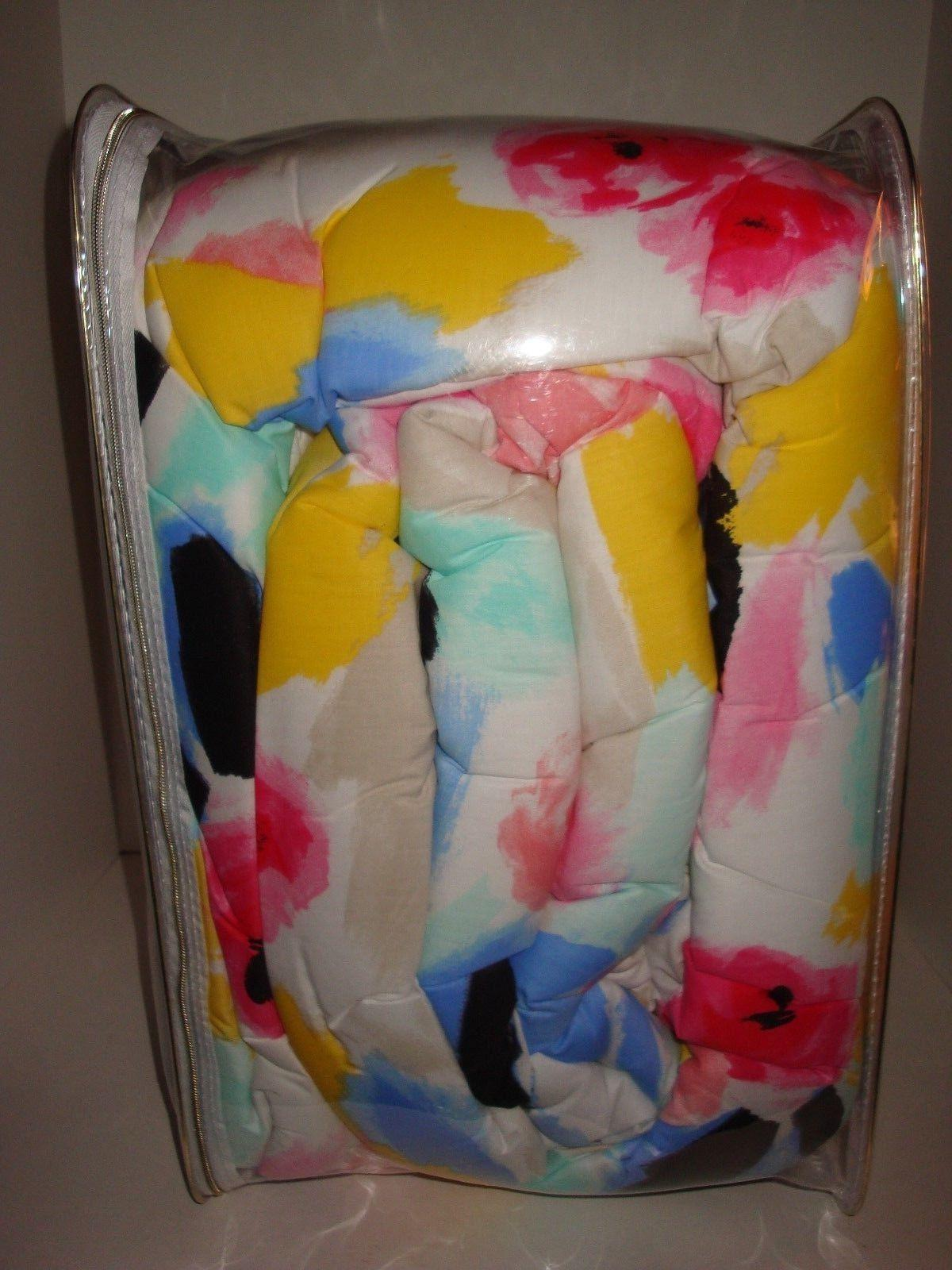 Kate Spade Paintball Full Comforter Euro