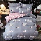 KFZ Bed SET 4pcs Kids Beddingset Duvet Cover Set Duvet Cover