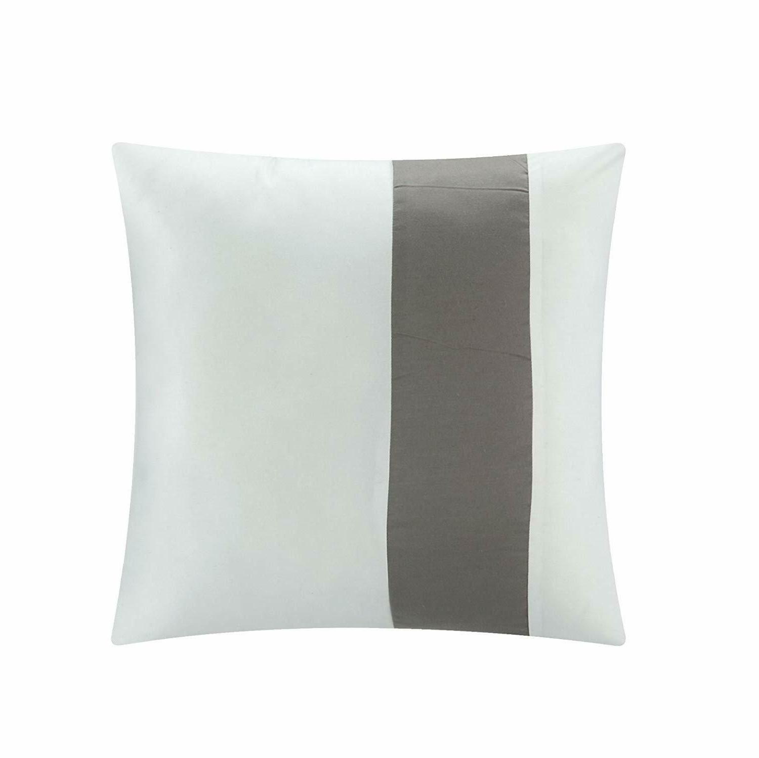 Chic Home Piece Queen, White, Opened