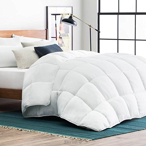 lucid down alternative comforter