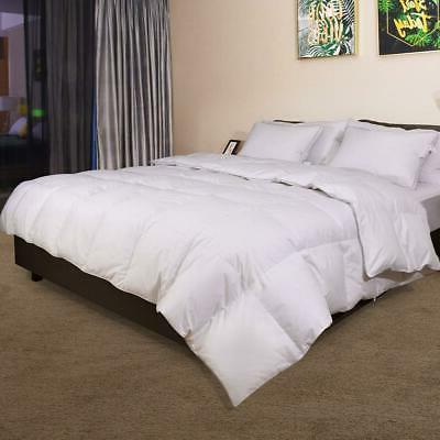 Premium Goose Feather Comforter Cover Twin Queen Size US