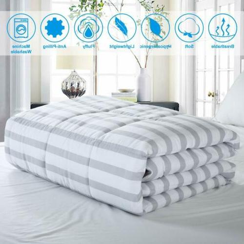 Luxury Alternative Comforter King Size