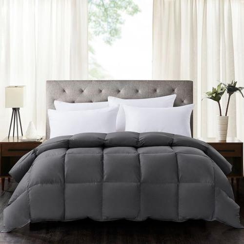 Luxury Supersoft Alternative King Size, Colors