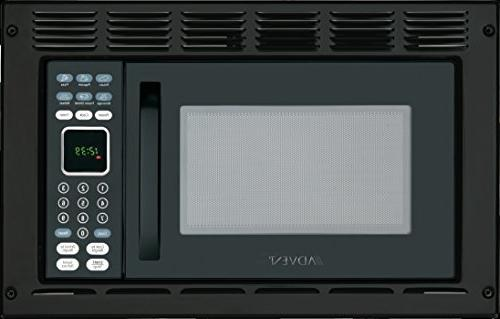 Mw912bk Black Built In Microwave Oven