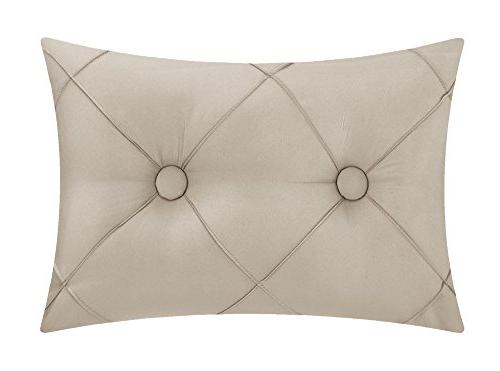 Chic Home Piece Comforter Set, Taupe