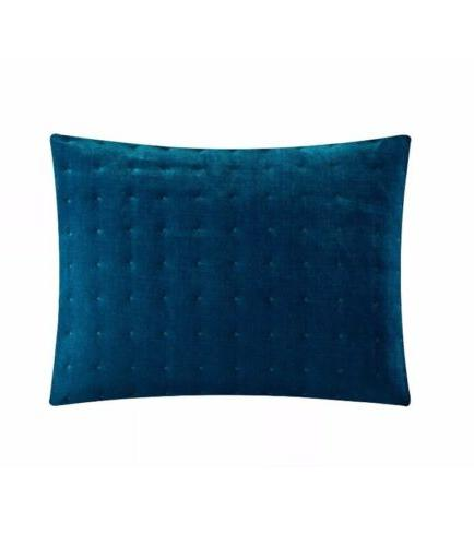New Chic Home Teal Quilted 3 Piece