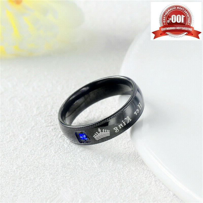 New Queen or Her Promise Fit Wedding Bands