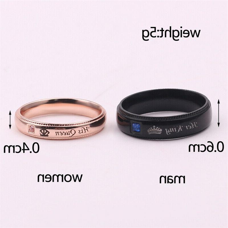 New Her Promise Comfort Wedding Bands