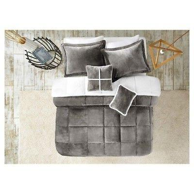 Set Grey Size:Queen
