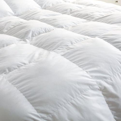 New Ultra Down Alternative Comforter Muliti Colors!