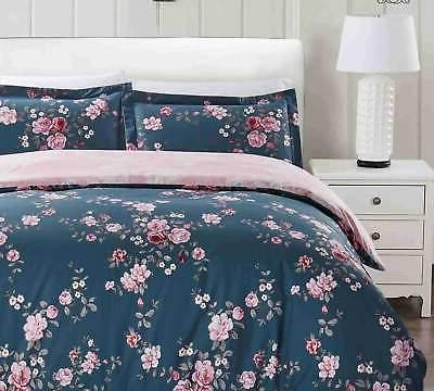 Perouges Floral Cotton Queen Down Alternative