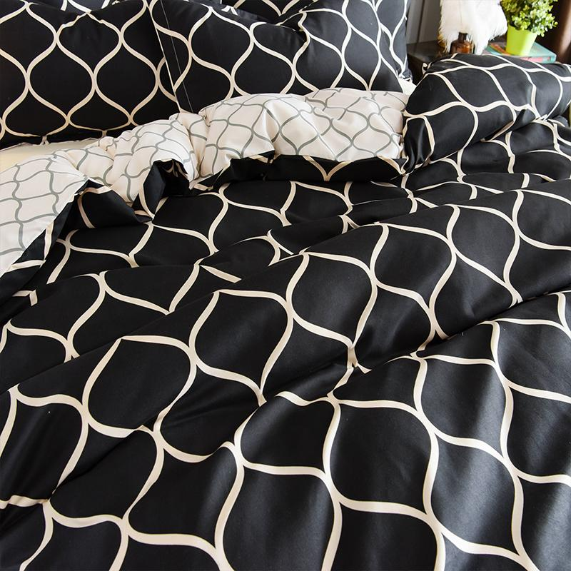 Sisher king sets with Pillowcase Double Quilt