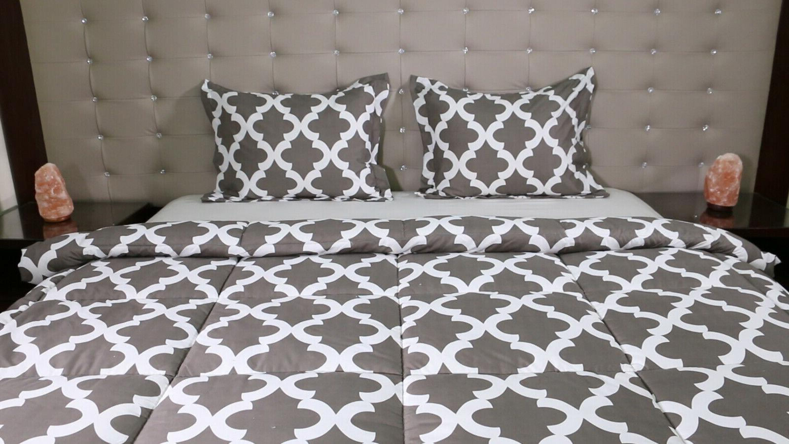 Utopia Bedding Printed Queen Set with Pillow