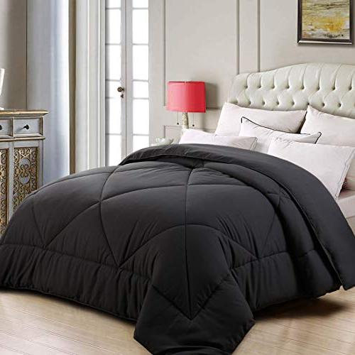 queen comforter fluffy soft quilted