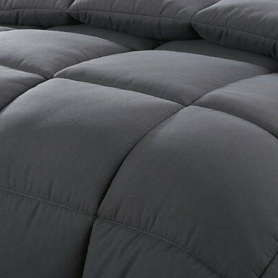 EASELAND Quilted Down Comforter Hotel