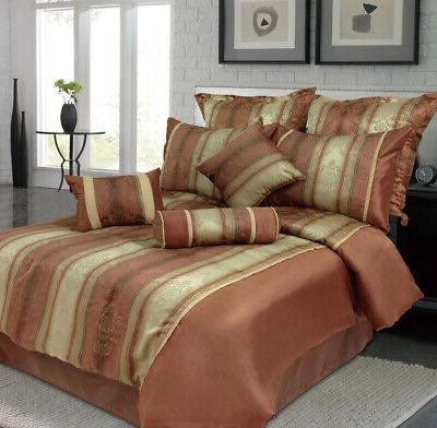 queen jane jacquard bedding comforter