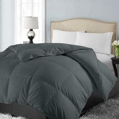 queen size soft quilted down alternative comforter