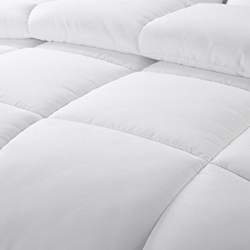 EASELAND All Soft Quilted Duvet Insert Corner Ties,Warm by