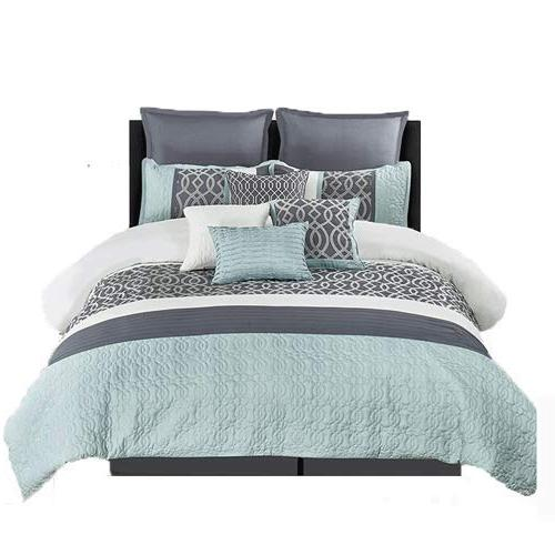 quilted comforter set