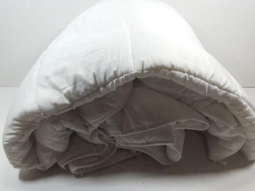 down alternative quilted comforter