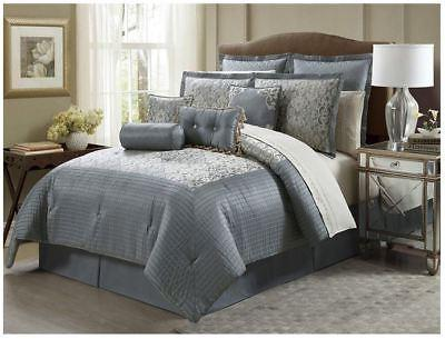sonoma 8 piece comforter bedding set