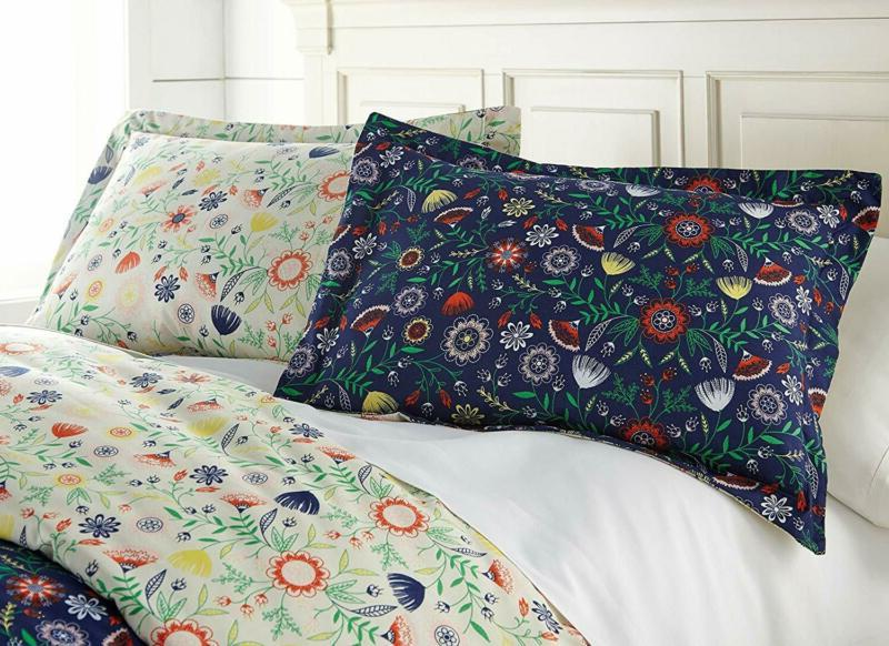 Southshore Living, The Boho Bloom Comforter 2 S