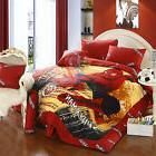 Marvel Spider-Man 7pcs Comforter Set in a Bag Twin Full Quee