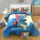 Marvel Superheroes Spider-Man 8pcs Twin Full Queen Size Comf