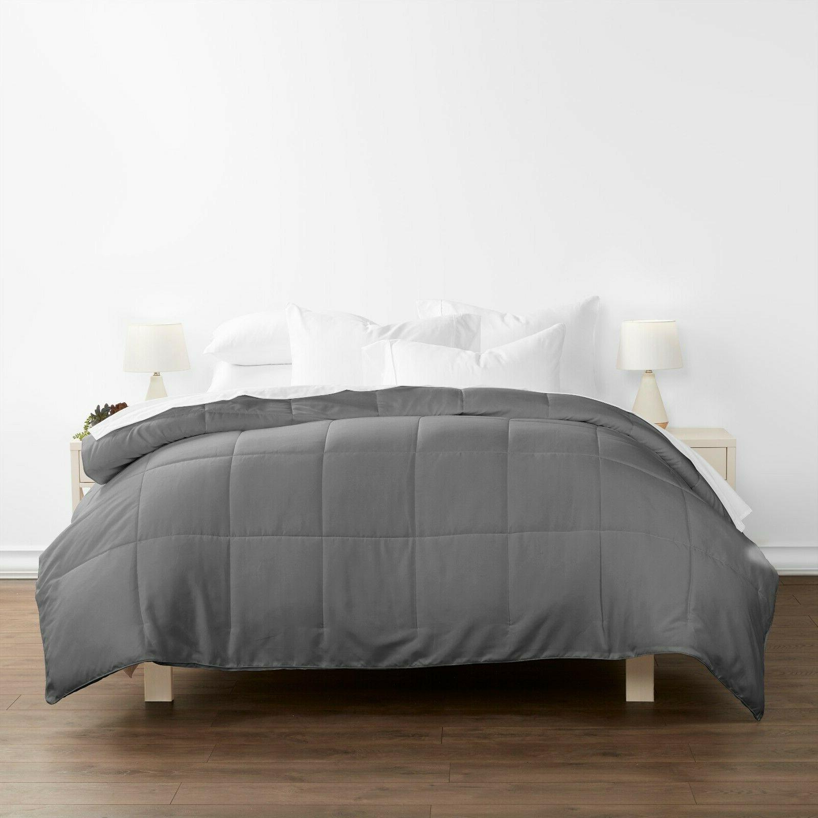 ultra soft lightweight down alternative comforter six