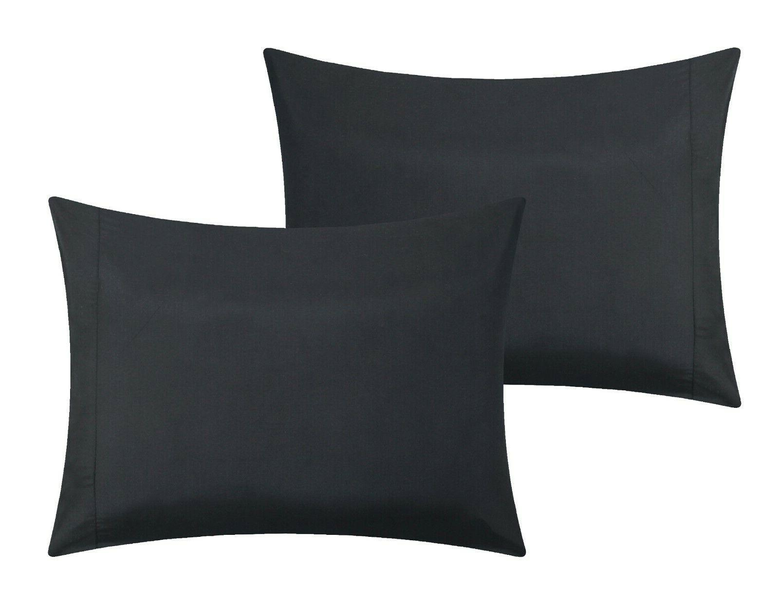 Chic Home Piece Bed a Bag Comforter Black