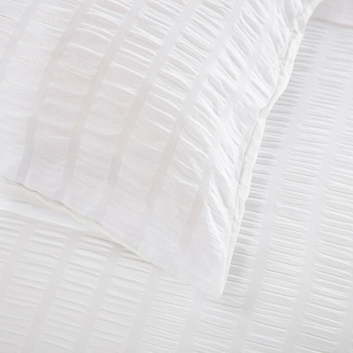 White Comforter Set with All Season Queen US