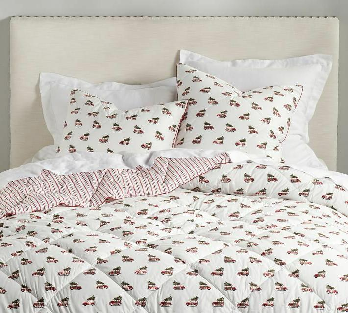 Pottery COMFORTER SHAMS-FULL/QUEEN-NEW TAGS