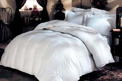 LUXURIOUS 1200 Thread-Count FULL / QUEEN Size Siberian GOOSE