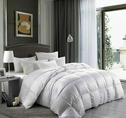 Luxurious Goose Down Alternative Comforter 1200 Thread Count