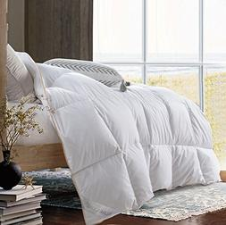 ROSECOSE Luxurious Lightweight Goose Down Comforter Queen Si