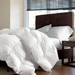 LUXURIOUS FULL / QUEEN Size Siberian GOOSE DOWN Comforter, 1