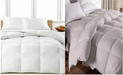 luxury comforter siberian goose down 1200 tc