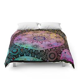 "Society6 Magic Comforters Queen: 88"" x 88"""