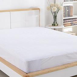 Mattress Protector FDA Registered 100% Waterproof Hypoallerg