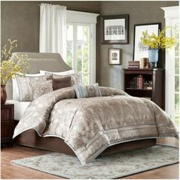 Madison Park Chapman King Size Bed Comforter Set Bed In A Ba