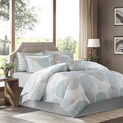 Madison Park Essentials Knowles Queen Size Bed Comforter Set