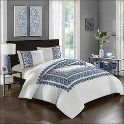 new comforter set full queen shams bedskirt