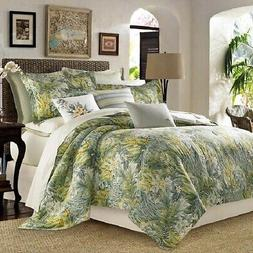 Tommy Bahama 4-piece Comforter Set Cuba Cabana King or Queen