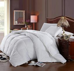 Overfilled Down Alternative Full/Queen Comforter Duvet Inser